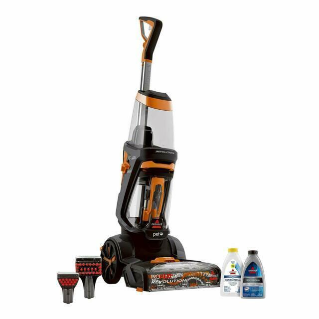 BISSELL ProHeat 2X 1548F Revolution Pet Upright Carpet Clean