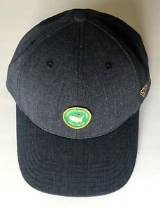 ed89cb228 Details about 2019 Masters golf hat augusta national logo members navy  tiger woods new