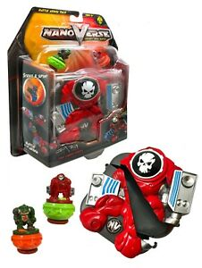 NanoVerse-Battle-Arena-Pack-Ages-6-Toy-Fight-Play-Game-Robot-Spinner-Warrier