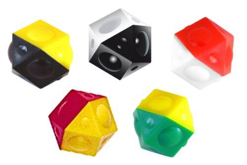 TIPP-KICK Ersatz Fussbälle Ball Fünf Farben Wettkampf Bälle Ersatzbälle Tip Kick