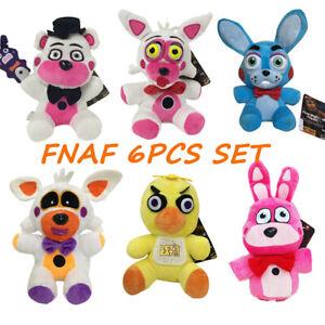 Koala Stuffed Animals Mini, 8 Five Nights At Freddy S Fnaf Horror Game Plush Doll Kids Stuffed Toys Gift Ebay