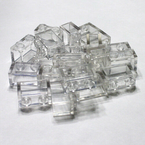 Element 4650498 Part 98138 Lego Transparent Clear Tile Round 1x1 Qty:25 New