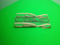 6.8 Ohm 1/4 Watt 5% Carbon Film Resistor (100 Piece Lot) 291-6.8-rc