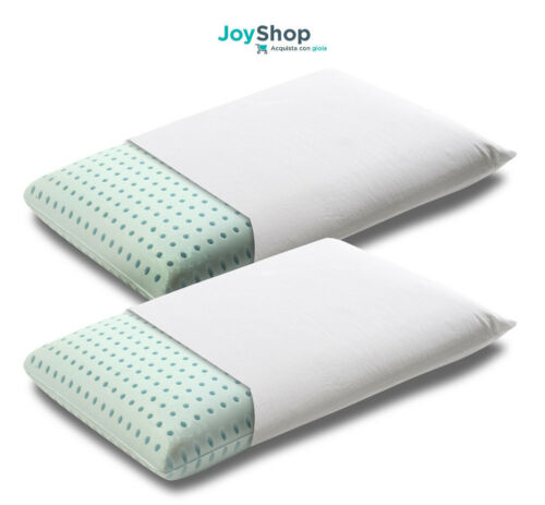Pillow Pair Pillows Memory Foam For Cervical removable cotton cloth