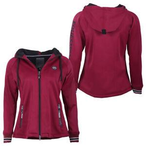 QHP Sweatshirtjacke Trainingsjacke SUSY