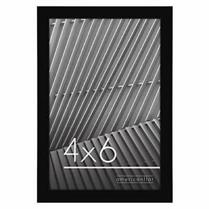 Americanflat Thin Picture Frame 5x7 8x10 11x14 8.5x11 Wall Tabletop Pick Color