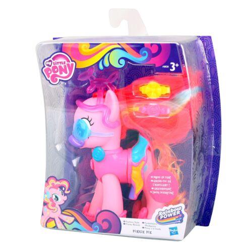 My little Pony A8828 Fashion Style Regenbogen Modepony PINKIE PIE mit Zubehör