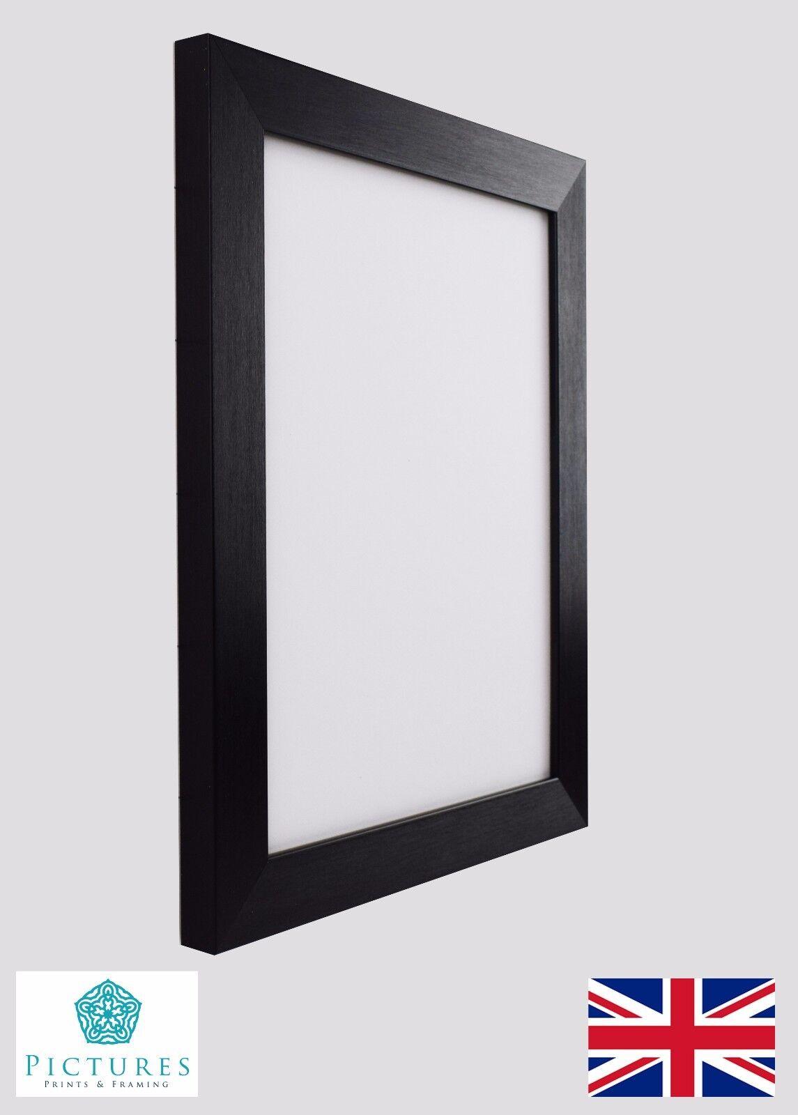 Noir Photo Poster Panoramique A1 Frames 13x13