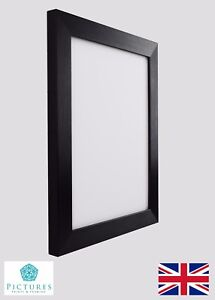 Black Photo Picture Poster Panoramic Frames 3x3 12x36 A6 A3 Cm