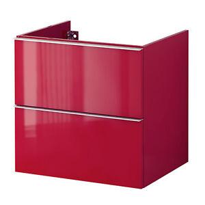 IKEA GODMORGON Waschbeckenunterschrank 60x47x58 Waschbecken ...