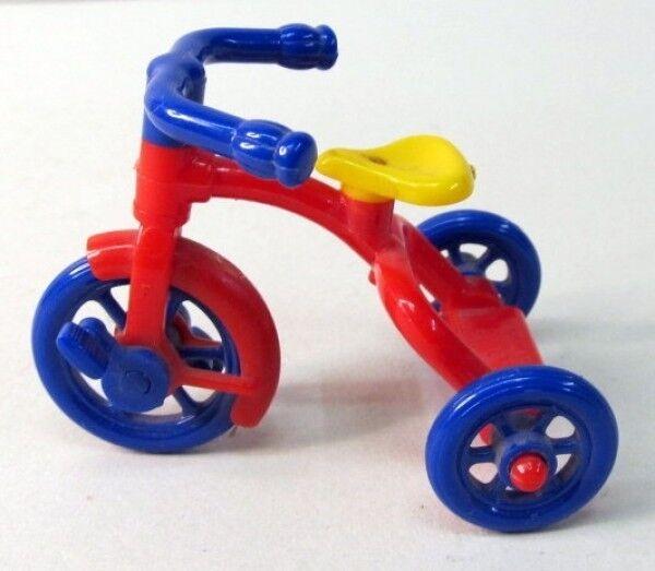 promociones emocionantes Renwal  7 Triciclo. duro plástico. tarde década década década de 1940 a década de 1950. Original De Menta  la red entera más baja