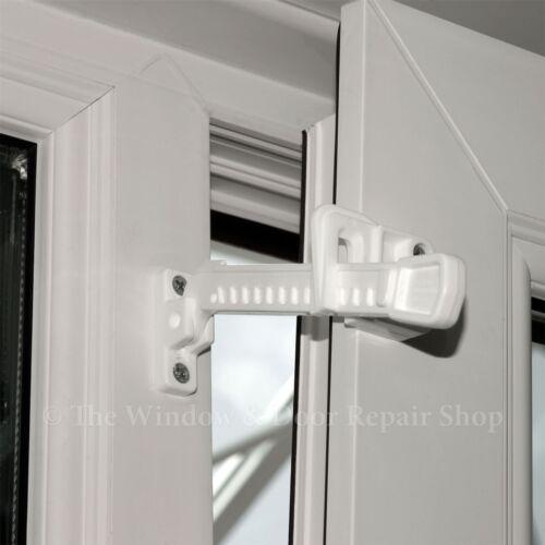UPVC Fenêtre Ventilation Bride Pour Extérieur /& Intérieur Windows et Tilt /& Tour