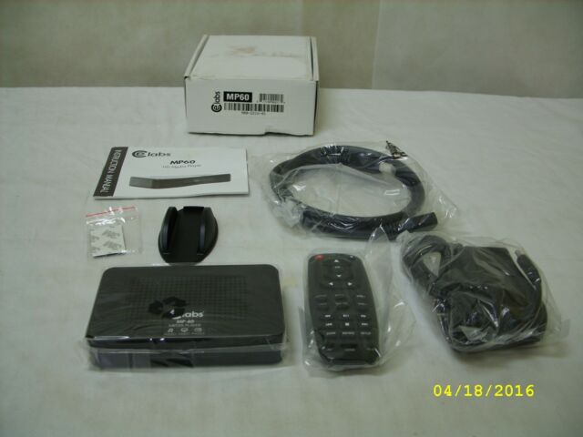 CE Labs HD Media Player MP60 1080P Digital Signage Player - New Old Stock