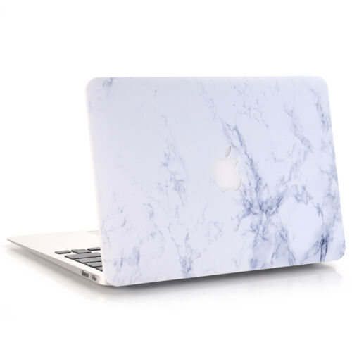 "Silk Glitter Leather Shiny// Marble Matte Hard Case for MacBook AIR 11/""11.6/""A1465"