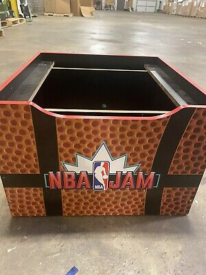 Arcade1Up Riser NBA JAM Arcade Cabinet RISER ONLY | eBay