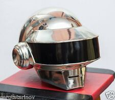 Xmas sale Daft Punk Helmet Thomas NEW Metall-Chrome cover