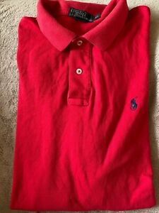 Details about MENS POLO RALPH LAUREN SHIRT TOP SIZE XL EXTRA LARGE SHORT SLEEVED PERFECT!