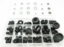125pc Rubber Grommet Kit / set - Garages. Workshops etc  New HW182