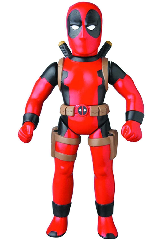 Deadpool retro figure comic book heroes