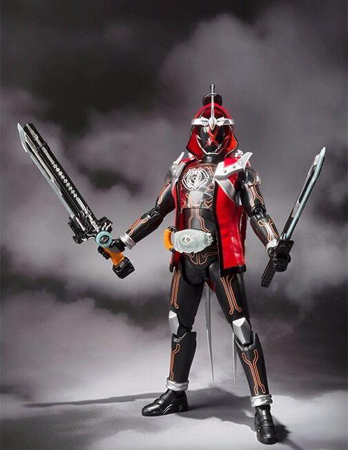 S.H.Figuarts Maske Kamen Rider GHOST MUSASHI DAMASHII Action Figure BANDAI NEW