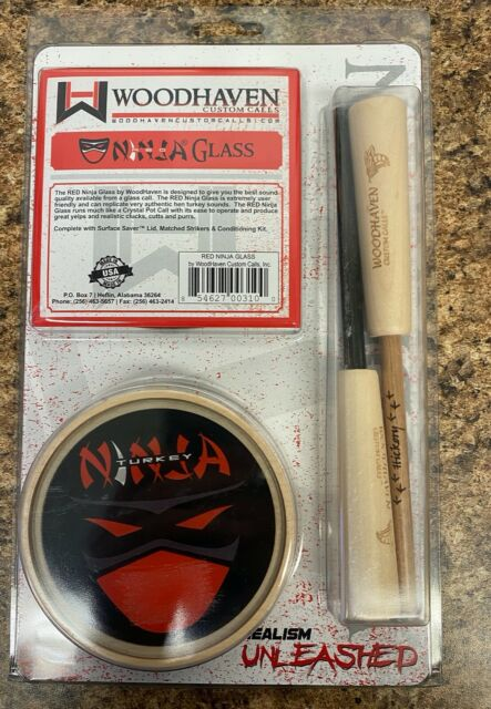 Ninja Crystal Woodhaven Custom Calls