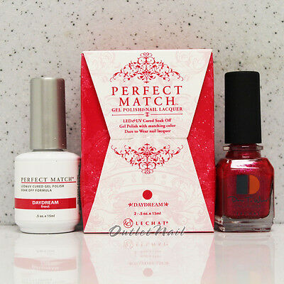 LeChat Perfect Match - PART 3 Gel Polish + Nail Lacquer DUO SET – Ship in 24H
