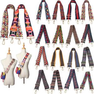Canvas-Adjustable-Replacement-Cross-Body-Purse-Handbag-Shoulder-Bag-Wallet-Strap