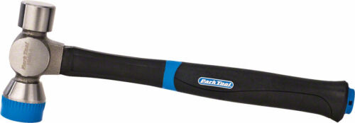 Park Tool HMR-4 Steel and Nylon Dual Head Shop Hammer Disigned for Bike Work