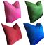 """2 pillows Minky Dot Pillow Cover 18/""""x18/"""" soft throw pillows,INSERT SOLD SEPARATE"""