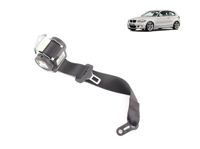 Bmw 1 Series E87 Rear Seat Belt Non Sided 603273700 2004-2007 RKF