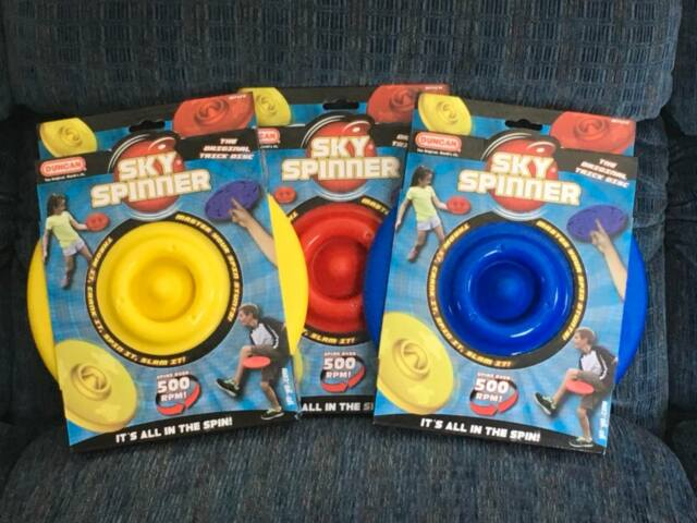 Ballonfahren Sandeen Spin Jammer 10In Disc Styles And Colors May Vary