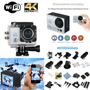 Q6-2-0-034-HD-4K-1080P-16M-WIFI-Suport-64GB-SD-30M-Etanche-4X-Zoom-Sport-Camera