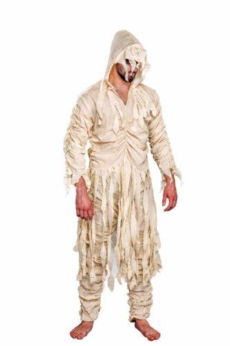 FM Herren Kostüm Mumie Halloween Karneval Fasching