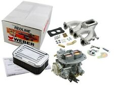 K402 FI/Carb Manifold Upgrade VW Rabbit/ Scirocco / Golf - Weber 32/36 DFEV Carb