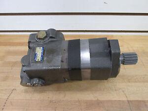 Eaton Char Lynn Hydrualic Motor P N 104 2020 001 Nsn
