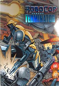 Nett Robocop Vs The Terminator Endocop & Terminator Dog Neca Zu Hohes Ansehen Zu Hause Und Im Ausland GenießEn Deluxe Action Figure