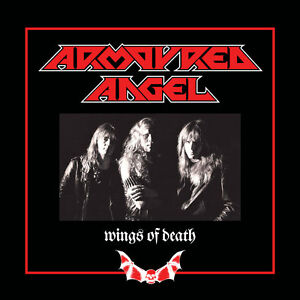 Armoured-Angel-Wings-Of-Death-12-034-EP-Megadeth-Metallica-Slayer-Exodus-Testament