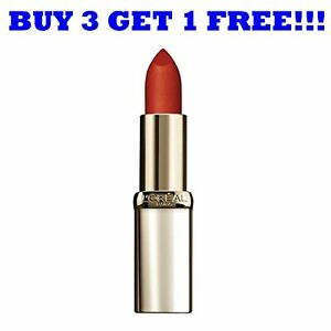 L'Oreal Lipstick Color Riche Gold Obsession  Rouge Gold