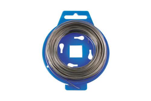 Laser Tools 6869 Safety Locking Wire 0.8mm x 30m