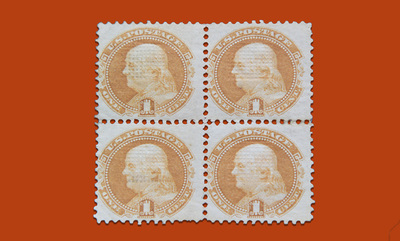 NobleSpirit December Stamp Auction