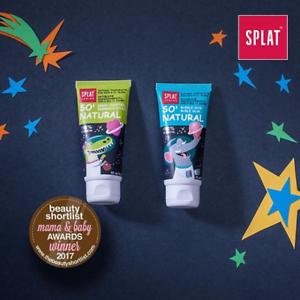FREE-gift-set-of-2-Kids-toothpastes-So-Natural-Splat