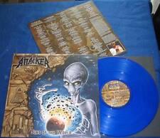 ATTACKER - Sins of the World (LIM.150 BLUE V.*US POWER METAL*LIEGE LORD*HELSTAR)