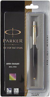 Parker Vector Gold,Trim Gelschreiber und Luxus-Geschenkset,mit Kugelschreiber