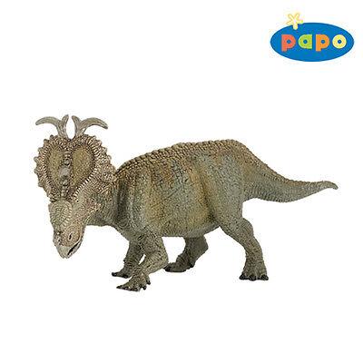 Pachyrhinosaurus 15 cm Dinosaurier Papo 55019