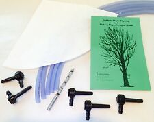 5 Tree Maple Tapping Starter Kit Free Shipping Sap Collecting Syrup Making