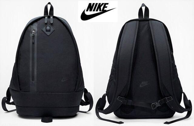 82eb9526e8d3 Nike Cheyenne 3.0 Solid Rucksack Backpack All Black Back to School ...
