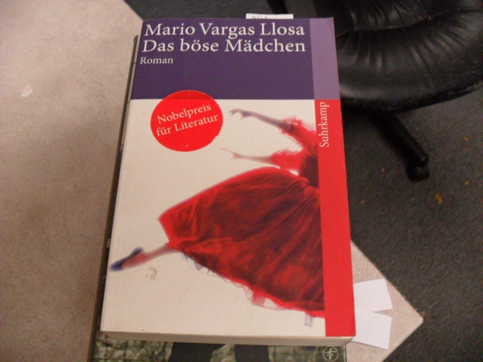 Das böse Mädchen von Mario Vargas Llosa
