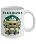 thumbnail 11 - Starbucks Baby Yoda Star Wars Cute Yoda STARBUCKS Fan Coffee Mug Gift