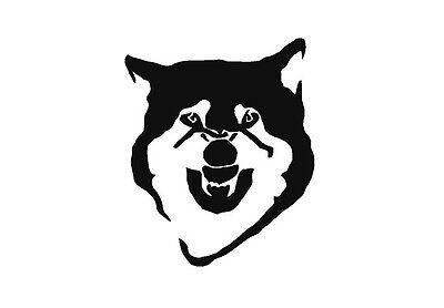 "Le Lenny Face vinyl decal sticker meme 4chan reddit funny emoji 6.0/""x2.2/"""