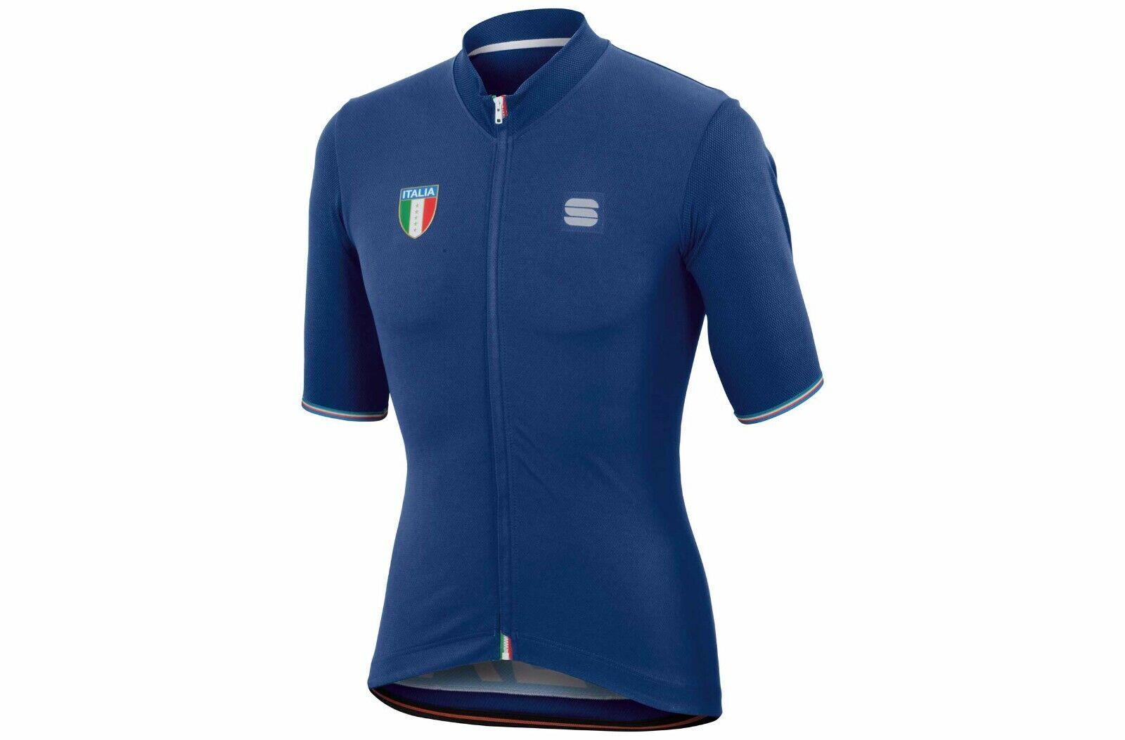 SporBindenve Italia CL Jersey M blauw RRP  (65533;)655533;75.00